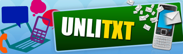 unlimited texting packages by Globe telecom