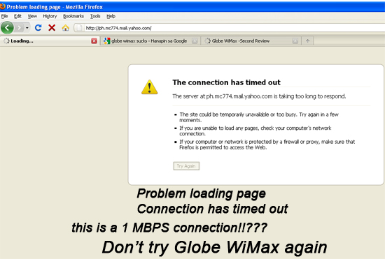 globe-wimax-time-out