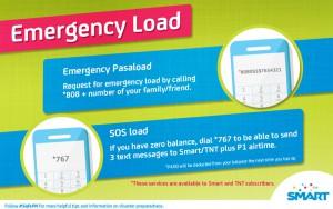 free load in talk n text