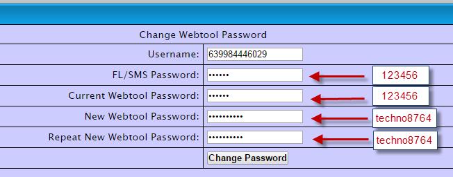 changewebtoolpass