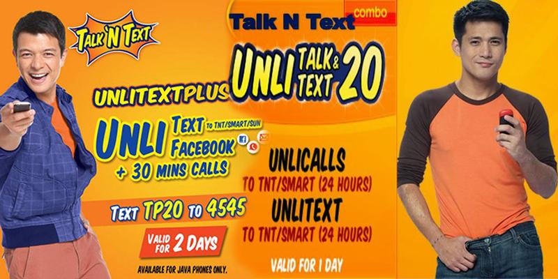 talk n text 20